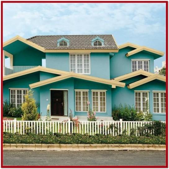 Asian Paints Colour Shades For Exterior Walls