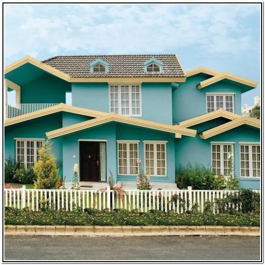 Asian Paints Exterior Colour Combinations Shades