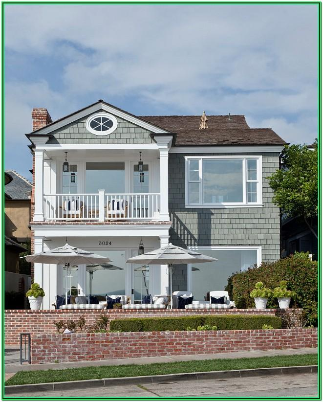Beach House Exterior Paint Colours