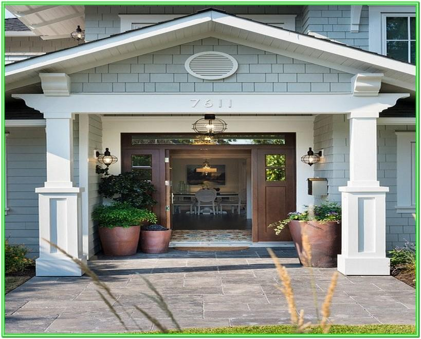Benjamin Moore Exterior Color Palettes