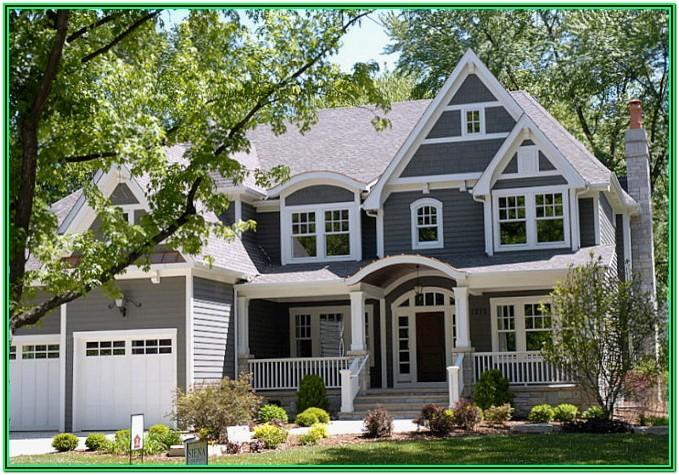 Benjamin Moore Exterior Paint Colors Grey