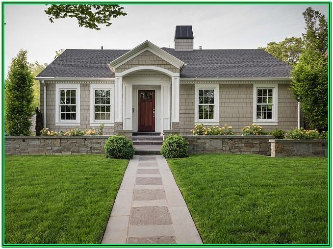 Benjamin Moore Historical Exterior Color Combinations