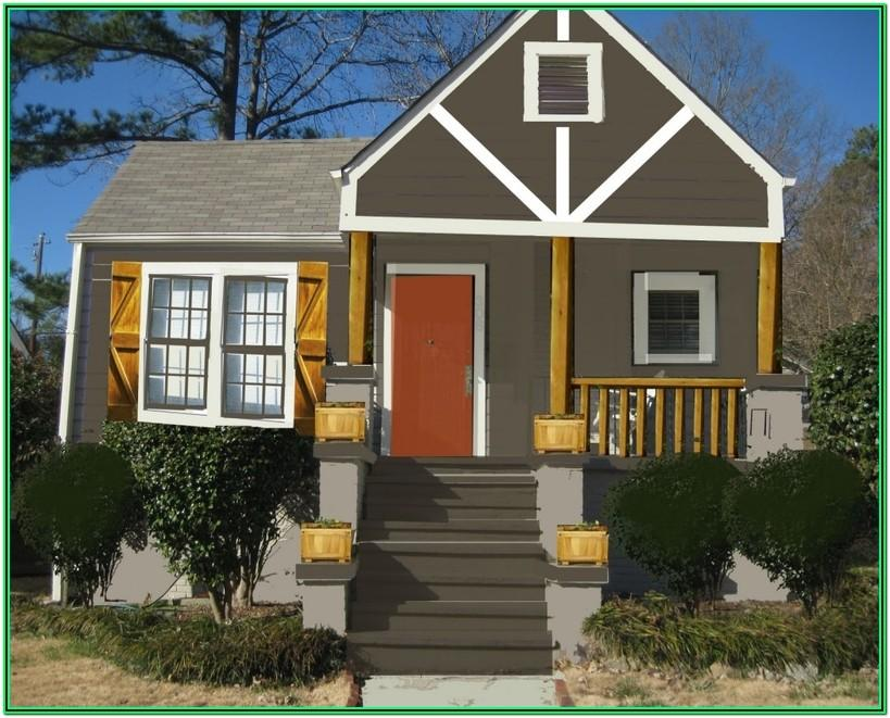 Benjamin Moore Paint Combinations Exterior
