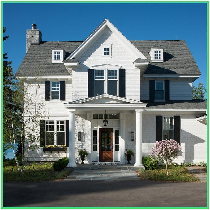 best black and white exterior paint colors