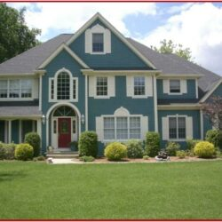 Best Color For Exterior House India 1
