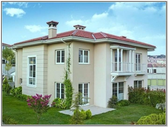 best colour combination for house exterior in kerala 1