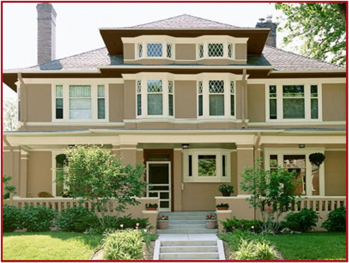 Best Exterior Color Combinations For Houses In India