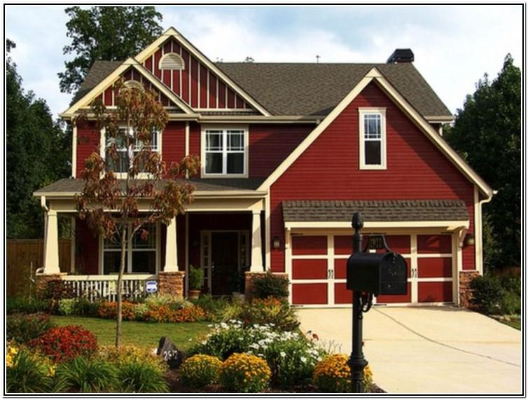 Best Exterior Color For House With Brown Roof