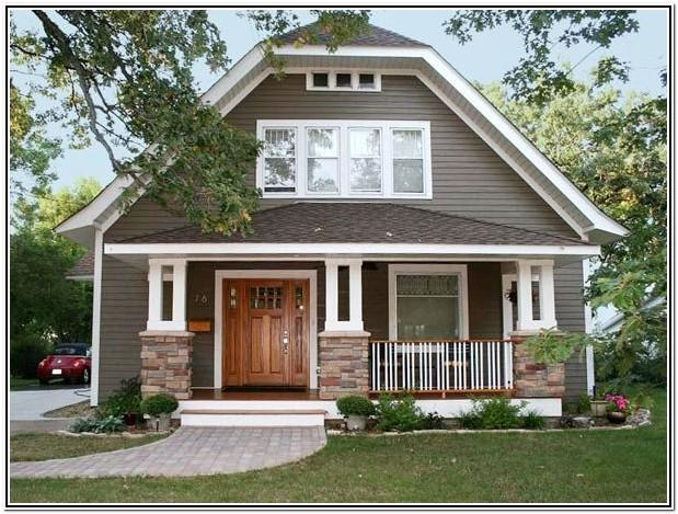Best Exterior Colors For Small Houses
