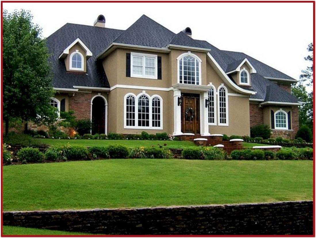 Best Exterior Home Color Combinations