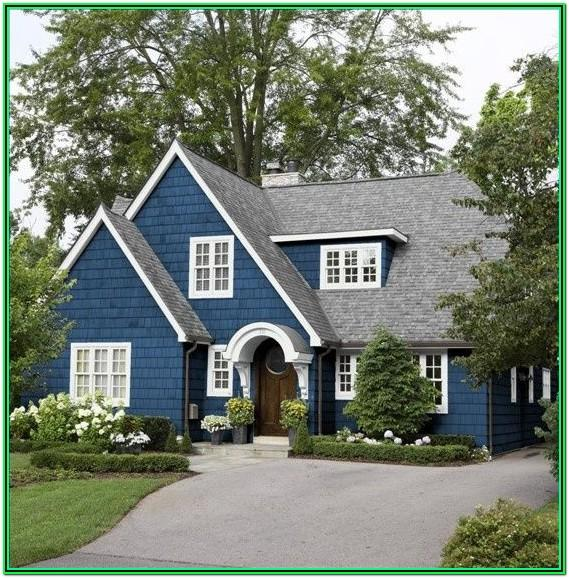 Best Exterior Home Colors 2019