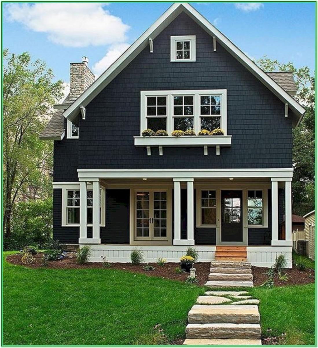 Best Exterior House Color To Hide Dirt
