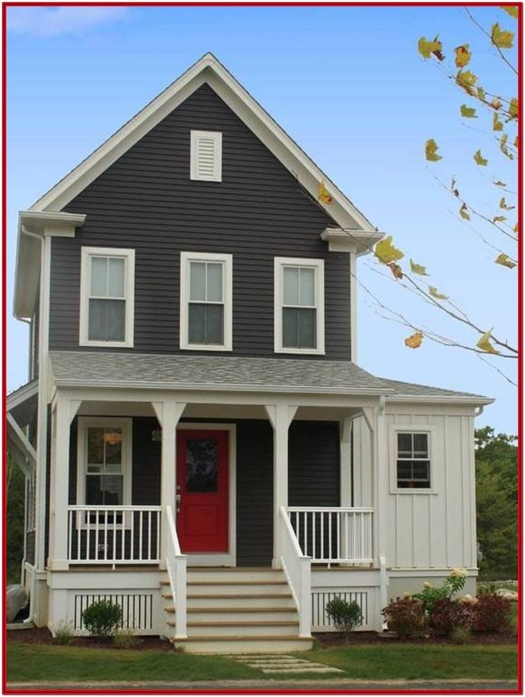 Best Exterior House Colour Schemes