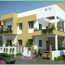 Best Exterior Paint Colors For Small Houses In India 2
