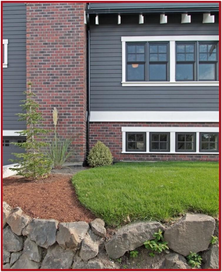best exterior paint colors to go with brick