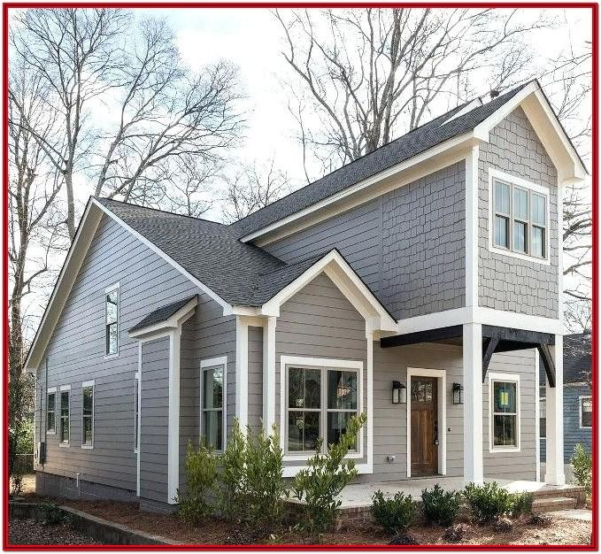 Best Exterior Paint Colors To Go With Red Brick