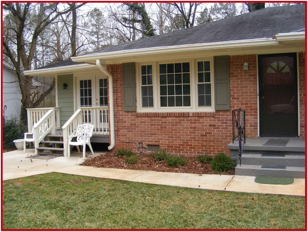Best Exterior Paint Colors With Red Brick