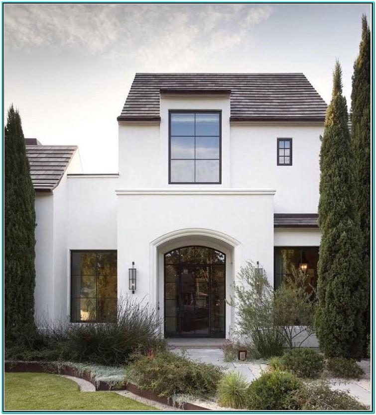 best exterior white paint color for stucco