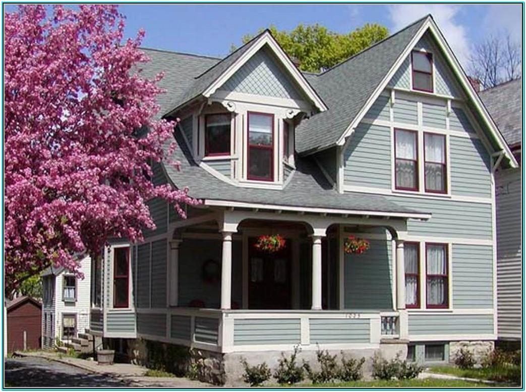 Best Green Exterior Paint Colors 2019