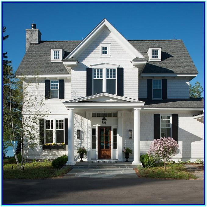 Best White Color For Exterior Of House
