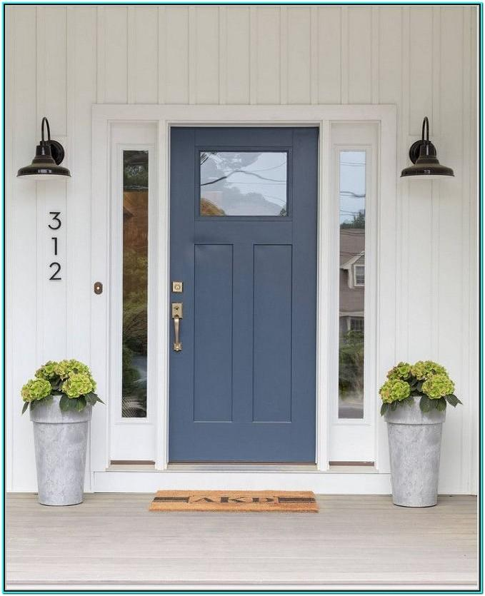 blue front door colors benjamin moore