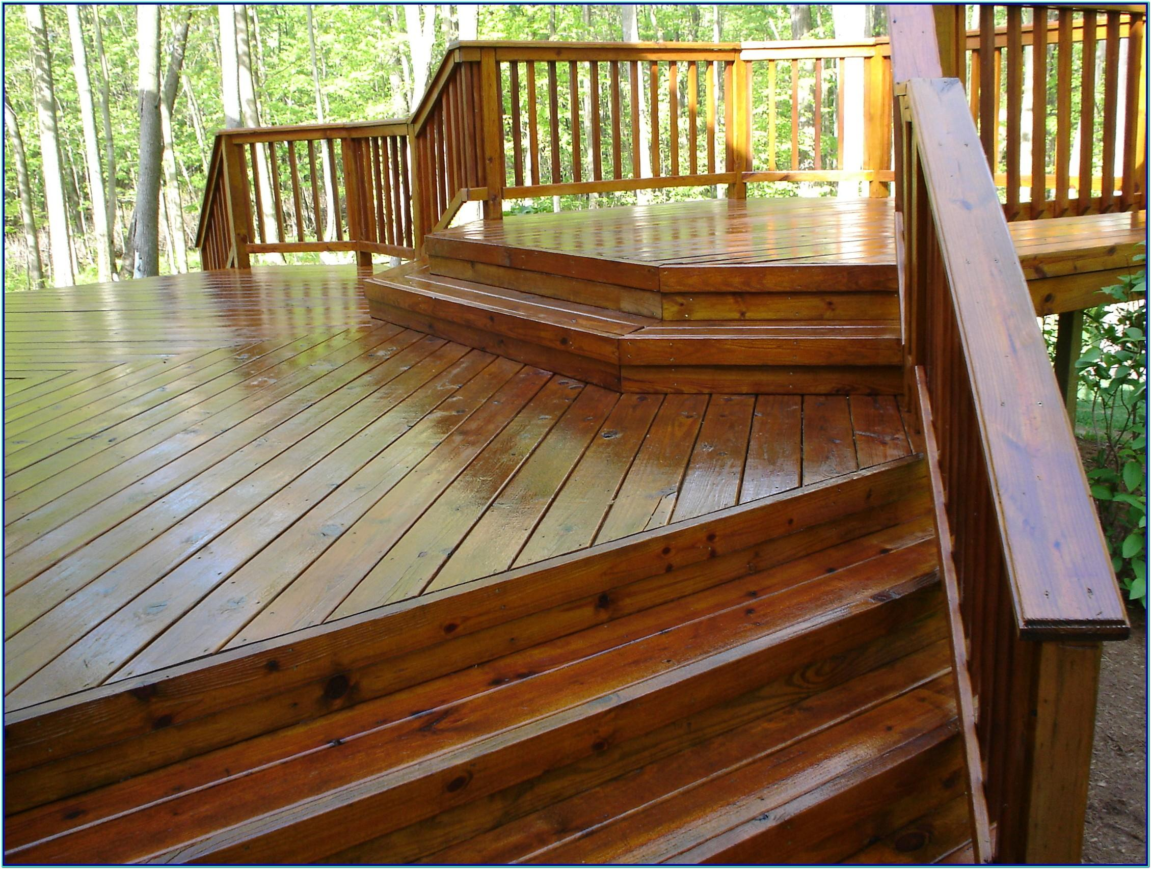 cabot deck stain color