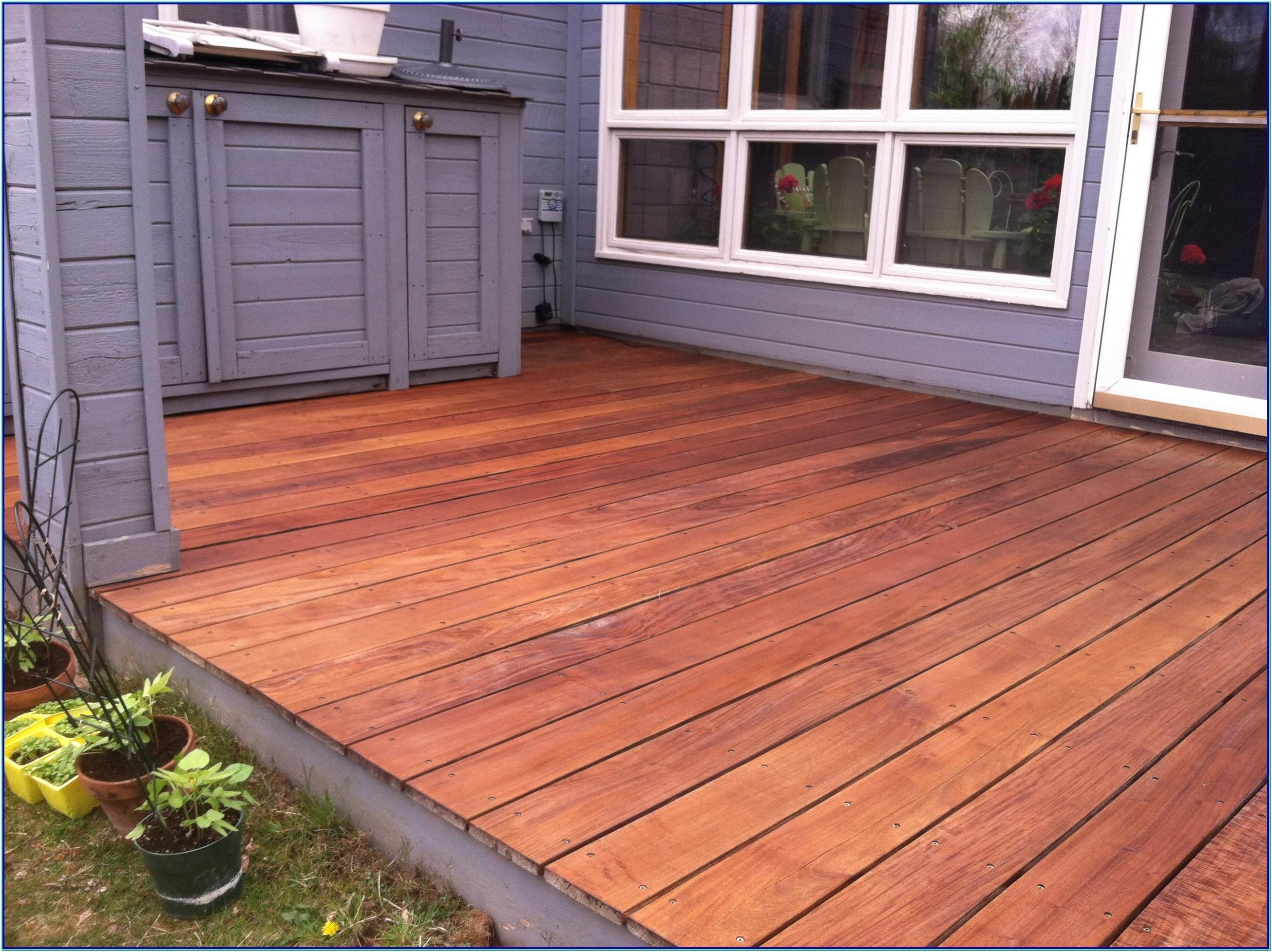 Cabots Deck Stain Colour Chart