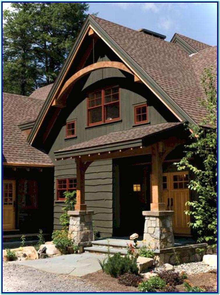 Color Combinations For Exterior Of Houses