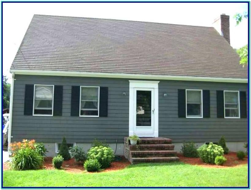 Color Schemes For The Exterior Of Houses