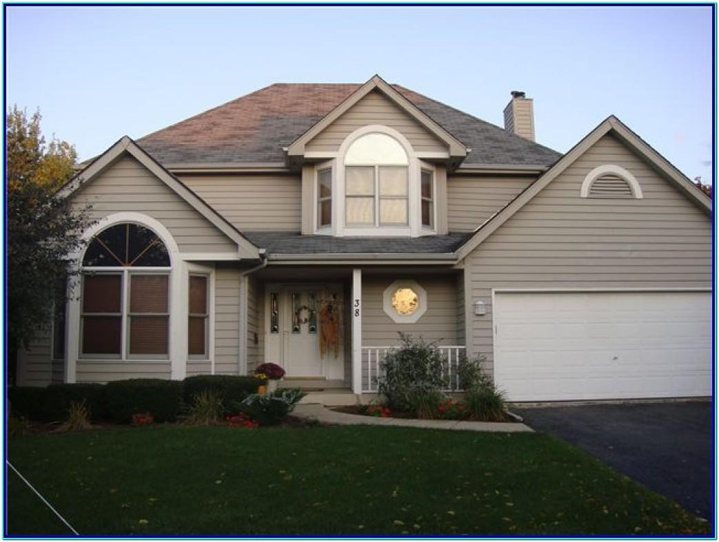 Colour Combination For Exterior House Painting