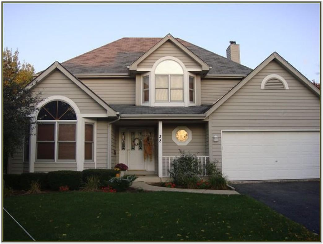 Colour Combinations For Exterior House Painting