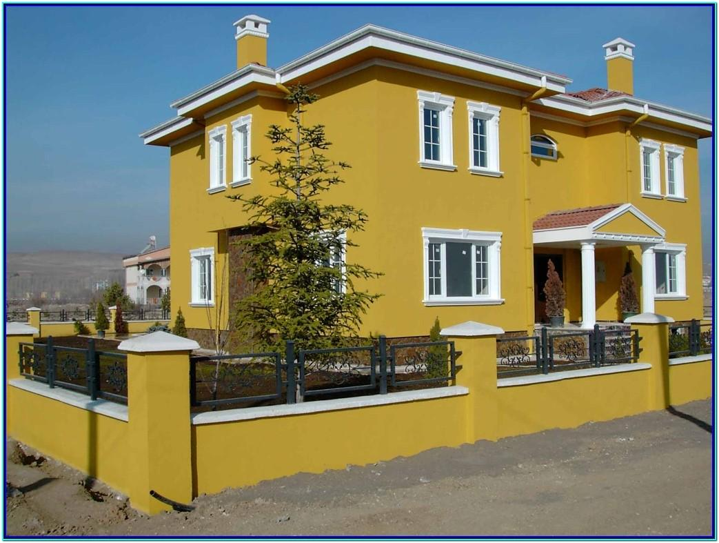 colour for exterior house paint