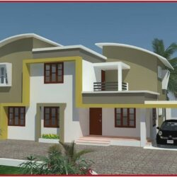 Colour Schemes For Exterior House Paint In India 2