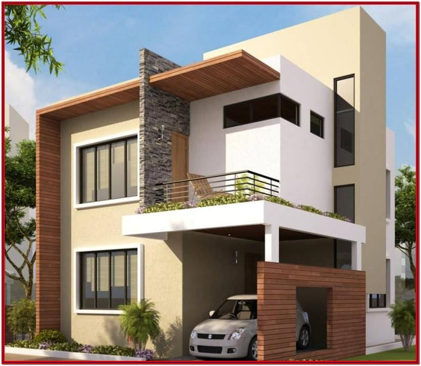 Contemporary Exterior Colour Schemes
