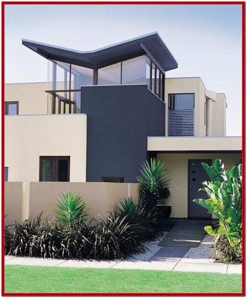 Dulux Exterior House Colours 2019