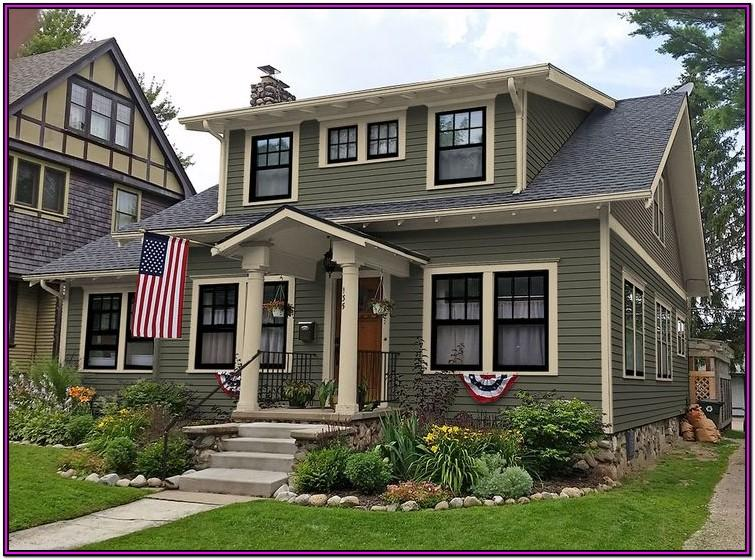 Exterior Color Combinations For Small Indian Houses