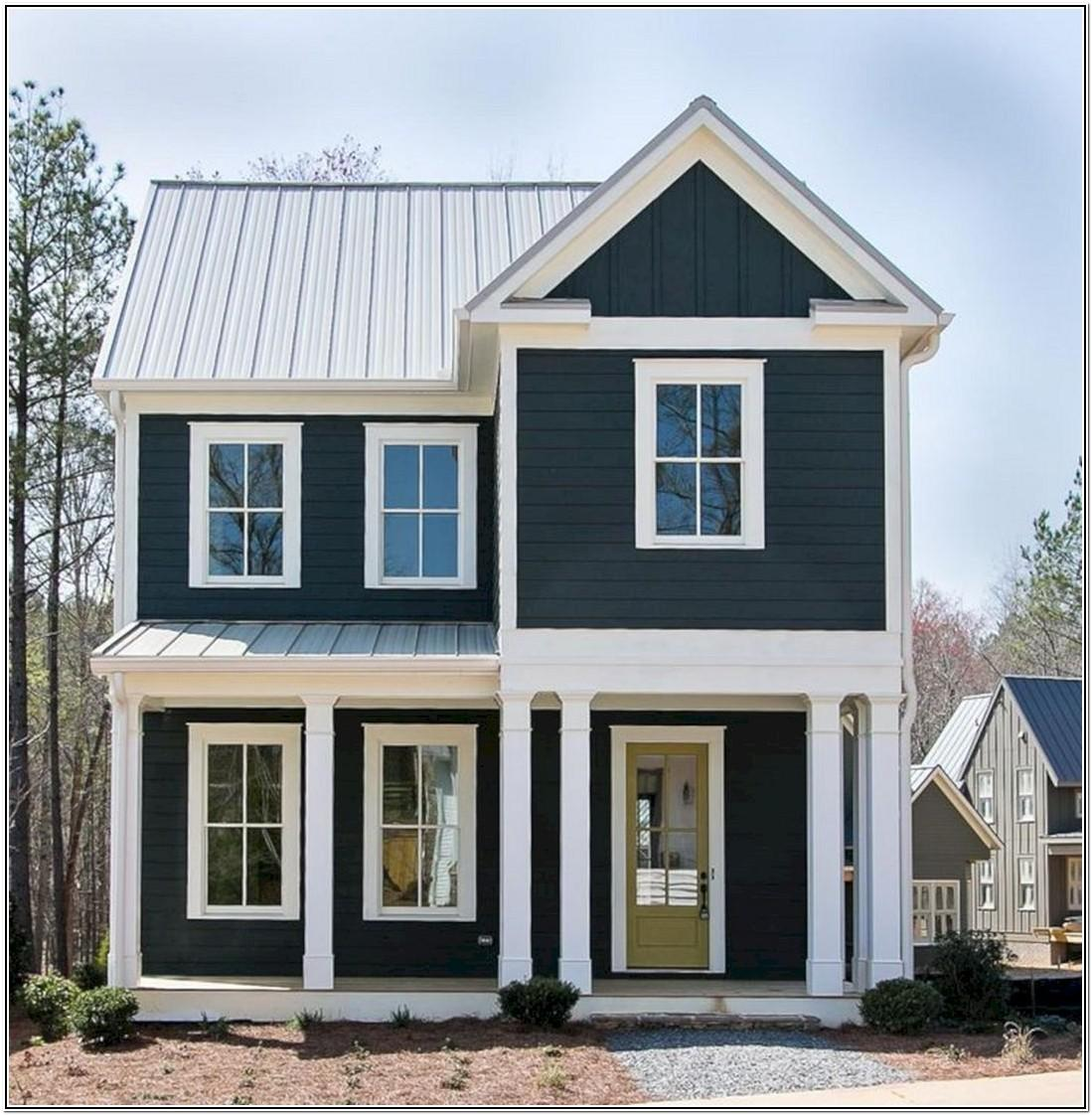 Exterior Color For Houses