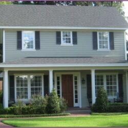 Exterior Color Schemes For Brick Homes 1