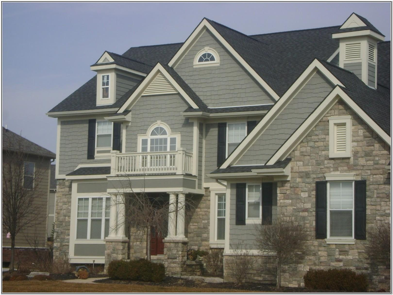 Exterior Color Schemes For Houses