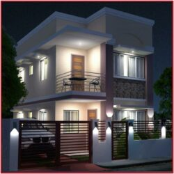 Exterior Colors For Small Houses In India 1