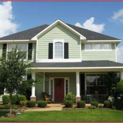 Exterior Colour Combination For Indian Houses 2