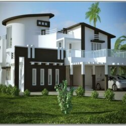 Exterior Colour Combinations For House In India 1