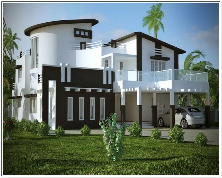 Exterior Colour Combinations For House In India