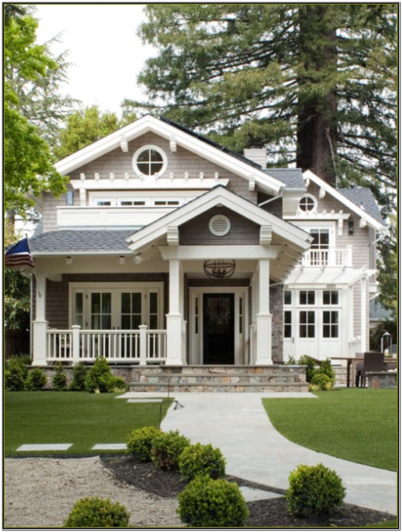 Exterior Colour Schemes For Heritage Homes