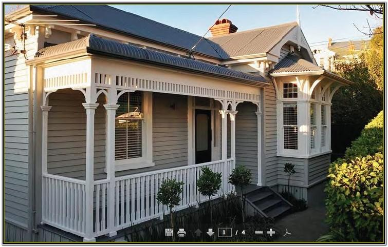 Exterior Colour Schemes For Houses Australia