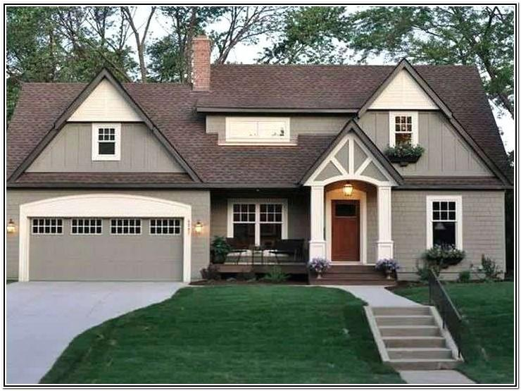 Exterior Home Color Visualiser