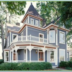 Exterior Home Paint Color Trends 2018 1