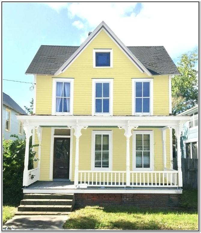 Exterior House Colors 2019 Ireland