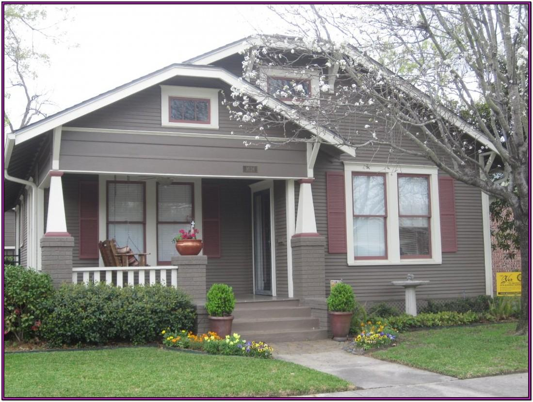 Exterior House Colors Application