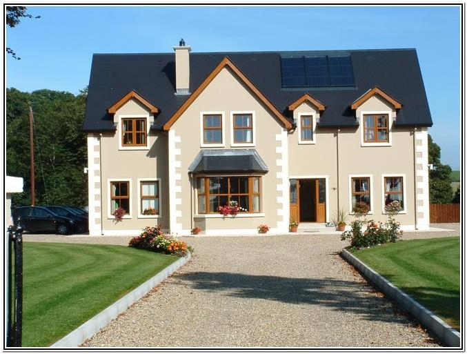 Exterior House Colour Ideas Ireland